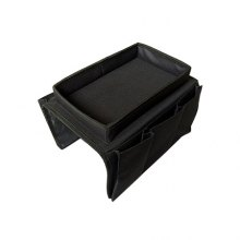Household Sofa Armrest Storage Bag for TV Accessories 31 x 22cm