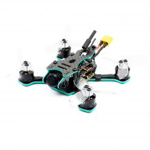 X90 90MM Brushless FPV 800TVL RC Drone - BNF Omnibus F3 FC