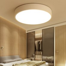 6942 Modern Simple Round Acrylic LED Ceiling Light