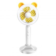 Z - 099 Mini USB Portable Two Speeds Fan for Mobile Phone Supporting 1.2W