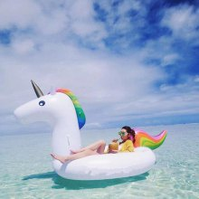 Inflatable Floating Summer Water Swimming Cushion