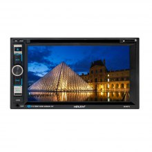 HEVXM HE - 6610 6.2 inch Touch Screen Car DVD Player