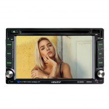HEVXM HE - 6609 6.2 inch Touch Screen Car DVD Player
