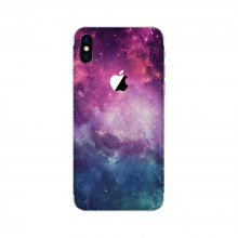 Beautiful Pattern Adhesive Back Protective Film for iPhone X