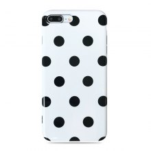 Dot Pattern Phone Case for iPhone X