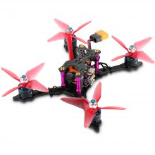 helifar X140 PRO Micro FPV Racing Drone - Black BNF with Frsky Receiver