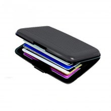 New products gadgets Business Credit Card ID Wallet Mini Magnetic Waterproof
