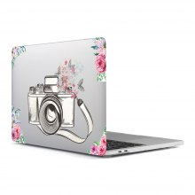 Computer Shell Laptop Case Keyboard Film Surface + Low for MacBook Air 11.6 inch 3D Small Fresh Series 9