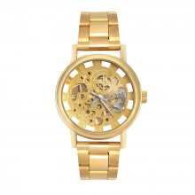 Golden Lucky Family G8098-1 Hollow Out Mechanical Watches