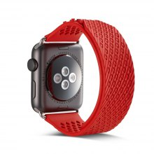 Buckle - Free Solid Color 38mm Watchband for iWatch Band