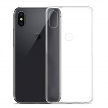 Transparent TPU Soft Phone Case for Xiaomi Redmi Note 5