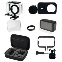 Mijia Accessories 4K Mini Camera Water-resistant Battery Case Frame Cover