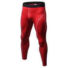 GYM Compression Bodybuilding Fitness Sweat Pants Men Sport Running Trousers