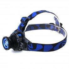 ZHISHUNJIA K16 CREE XPE Q5 400lm 3-Mode White Rechargeable Headlamp