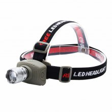 ZHISHUNJIA TK17Q5 CREE 300lm White 3-Mode LED Memory Headlamp w/ XP-E Q5