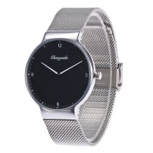 8801 Newstyle Stainless Steel Watch for Couple