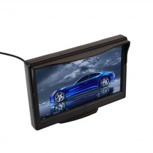 SpedCrd 5 Pollice Car Rear View Monitor TFT LCD A Colori Display