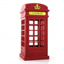 Lodon Telephone Booth LED Table Lamp Night Light