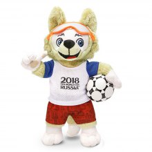 Official Mascot Stuffed Plsuh Toy