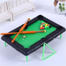 Creative Pool Table Children Play Small Gifts