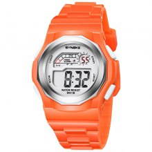SYNOKE Children Ultra-Thin Noctilucent Waterproof Electronic Watches