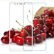 2PCS Screen Protector for Xiaomi Mi 6X High Clear HD Transparent Tempered Glass