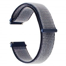 22MM Woven Nylon Sport Loop Watch Bracelet Strap Band for Huami Amazfit A1602