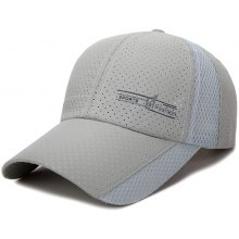 ZHAXIN Sports Printing Man Breathable Quick Drying Baseball Caps