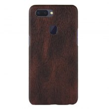 for OPPO R15 Wooden Phone Case