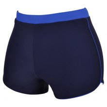 Men's Cultivate One's Morality Training Comfortable Boxer Swimming Trunks