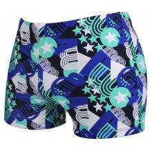 Man Quick-Drying Boxer Movement Swimming Trunks