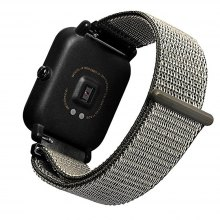 Nylon Sport Loop Watch Bracelet Strap Band for Amazfit Bip Ticwatch 2