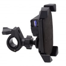 Rechargeable Navigation USB with Switch Combo Bicycle Stand