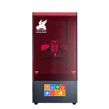 Newest Flyingbear Shine UV Resin Color Touch Screen 3D Printer