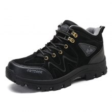 Men Outdoor Mountain Climbing Boots