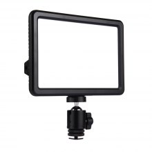 PULUZ Professional Dimmable Studio Video Camera Vision Camcorder Fill LED Light