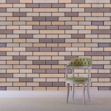 Creative Brick Removable Wall Stickers