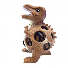Dinosaur Squeeze Toy for Kids and Adults Wrist Sensory Tool Pressure Ball