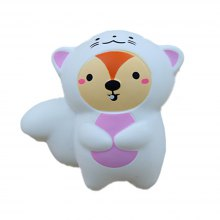 Jumbo Squishy Big Tail Squirrel Relieve Stress Toys