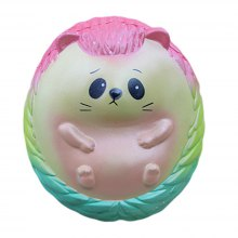 Jumbo Squishy Color Superlarge Hedgehog Relieve Stress Toys