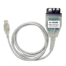 INPA K + DCAN Car OBD Cable for BMW